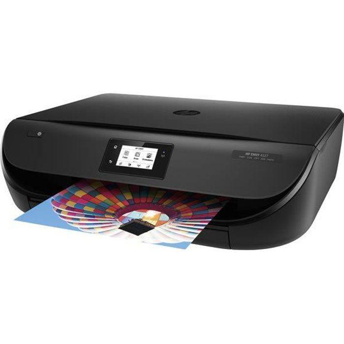 HP IMPRIMANTE Envy 4527 - Eligible Instant Ink 70% d'économies sur l'encre