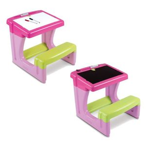 bureau plastique enfant achat vente bureau plastique. Black Bedroom Furniture Sets. Home Design Ideas