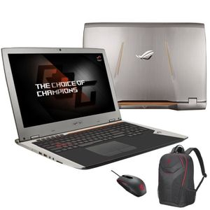 ORDINATEUR PORTABLE ASUS ROG PC GAMER G701VIK-BA061T 17.3