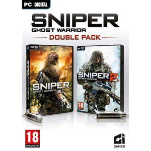 JEU PC Pack Sniper Ghost Warrior 1+2 Dématérialisés Jeux
