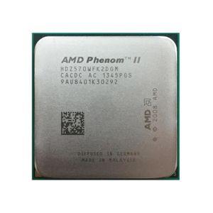 PROCESSEUR AMD Phenom II X2 570 3.5G BE 80W Socket AM3 938 HD