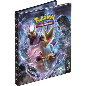 CARTE A COLLECTIONNER POKEMON Cahier Range-Cartes XY10 - 80 Cartes