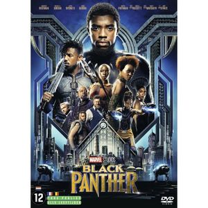 DVD FILM [DVD] Black Panther - Marvel
