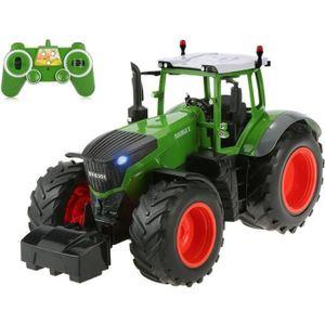 CAMION ENFANT Voiture télécommandée, Télécommande 1/16 Tracteur