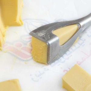 Acier inoxydable fromage avion trancheuse fromage beurre Râpe Coupeur avec poignée NEUF