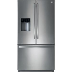 RÉFRIGÉRATEUR AMÉRICAIN DAEWOO - RFN-26D1TI - Réfrigérateur américain - 63