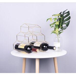 TASTE-VIN - CRACHOIR Casier à Vin en Métal Casier à Bouteille de Vin Po