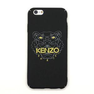 coque iphone 6 plus 6s plus noir kenzo coque compa