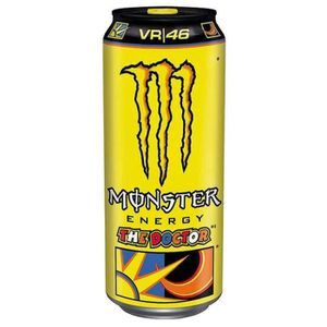 Soda - Thé glacé Monster The Doctor (pack de 24)