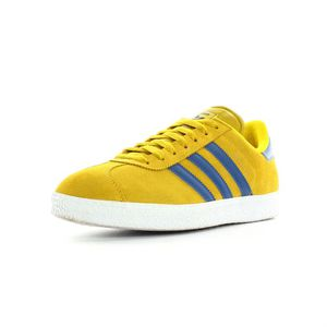 adidas baskets gazelles moutarde