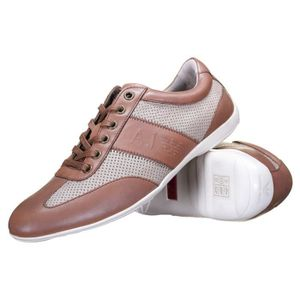 BASKET Chaussure Armani Jeans V6534 Item 32 Brown