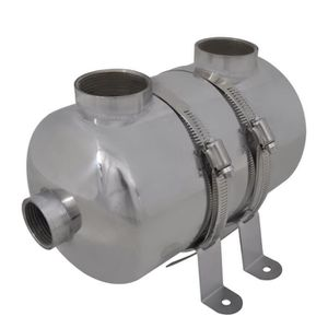 solaire 352 KW pour piscine Echangeur de chaleur en acier inoxydable 16 KW