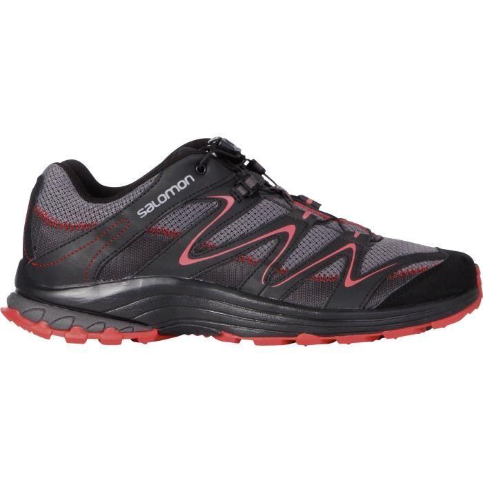 SALOMON Chaussures homme trail score Noir et Rouge Prix