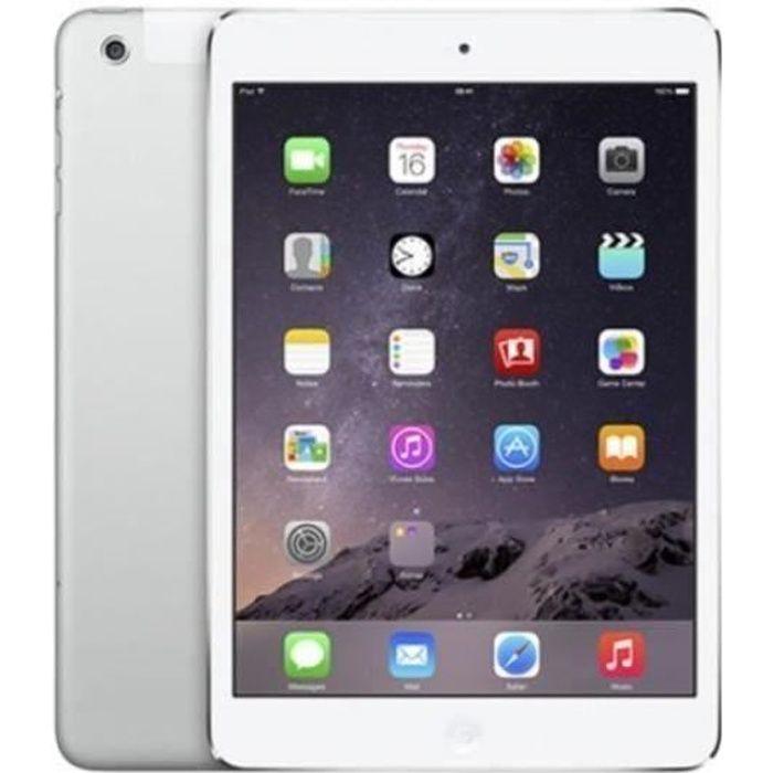 Apple iPad mini 2 - Wi-Fi - 16 Go - Argent - Reconditionné...