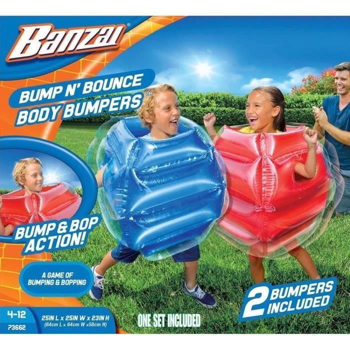Banzai jeux gonflables - Bump