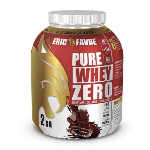pure whey zero 2 kg parfun chocolat