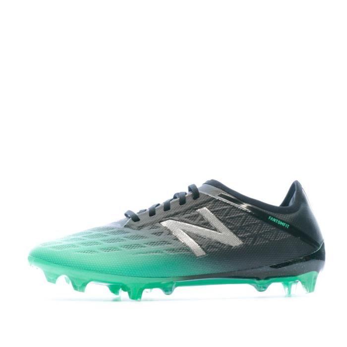 Furon 5.0 Pro FG Chaussures de football noires Homme New Balance