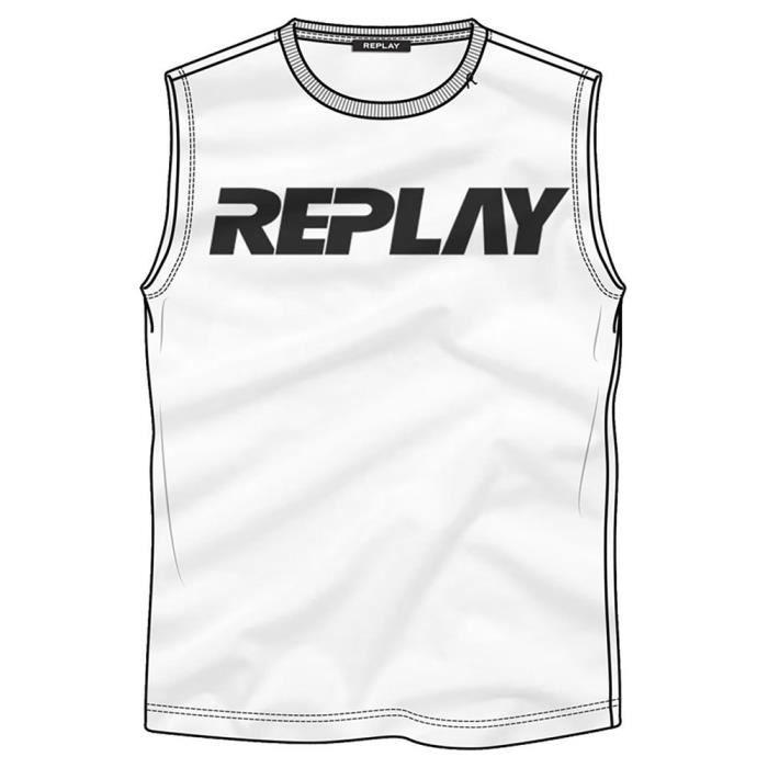 Vêtements Homme T-Shirts Replay M3023 Top