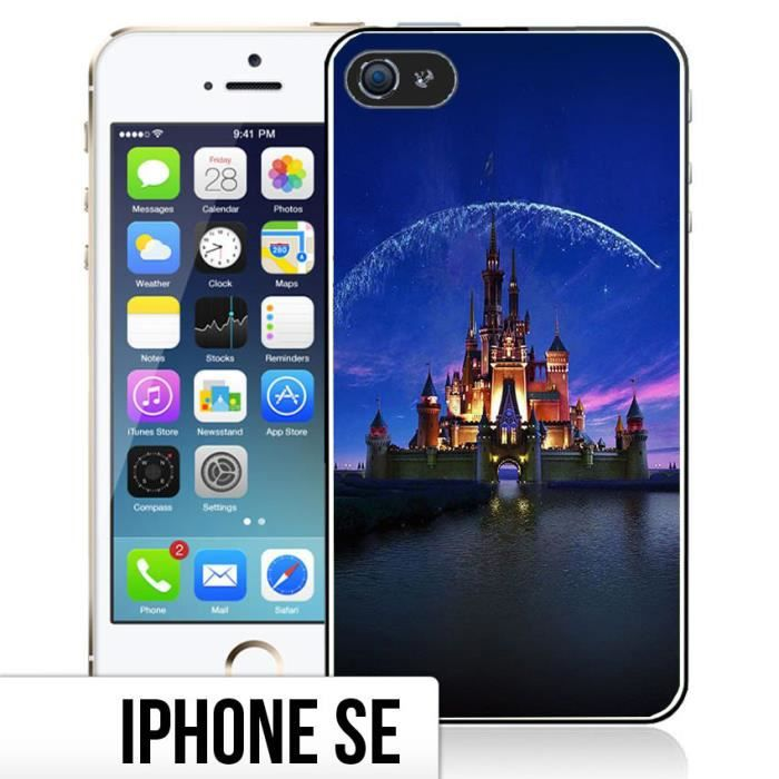 coque iphone se chateau disney