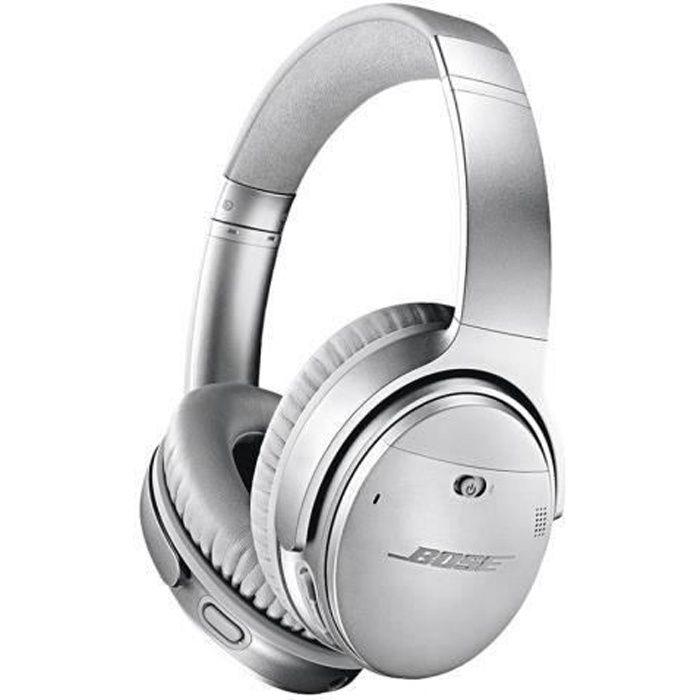 Bose QuietComfort 35 II Casque audio avec suppresion de bruit - Gris