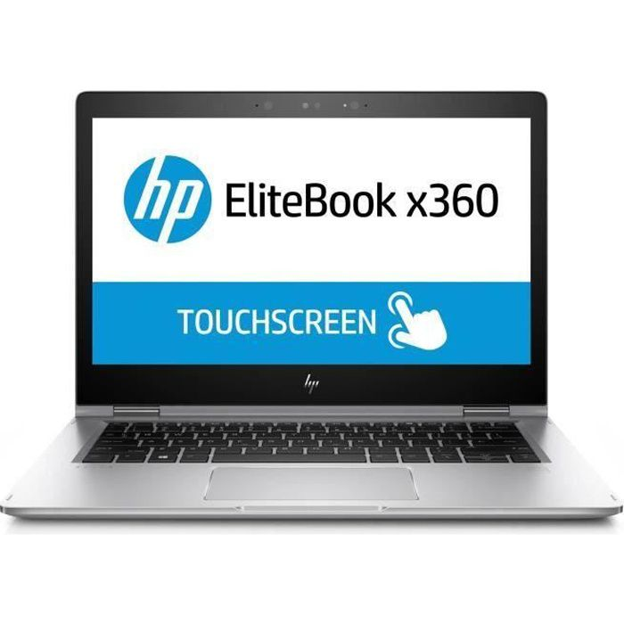 "ORDINATEUR PORTABLE PC PORTABLE HP EliteBook X360 1030 G2 13,3"" I5-730"