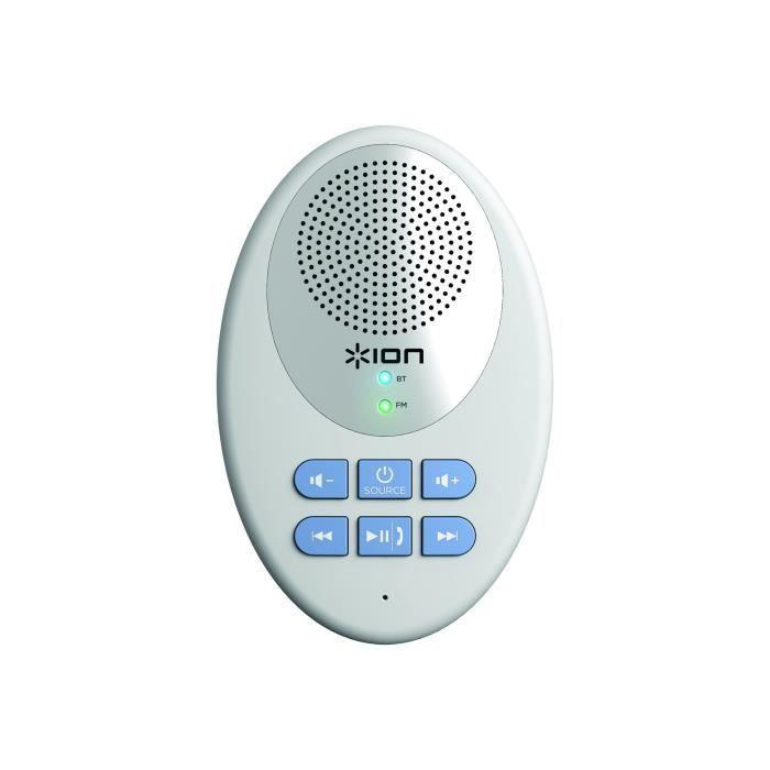 ENCEINTES ION Sound Splash FM Haut-parleur pour utilisation