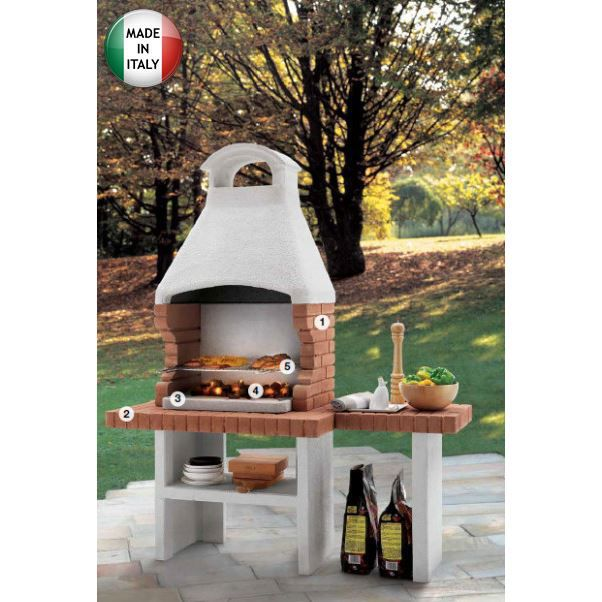 barbecue en pierre cannes achat vente barbecue barbecue en pierre cannes cdiscount. Black Bedroom Furniture Sets. Home Design Ideas