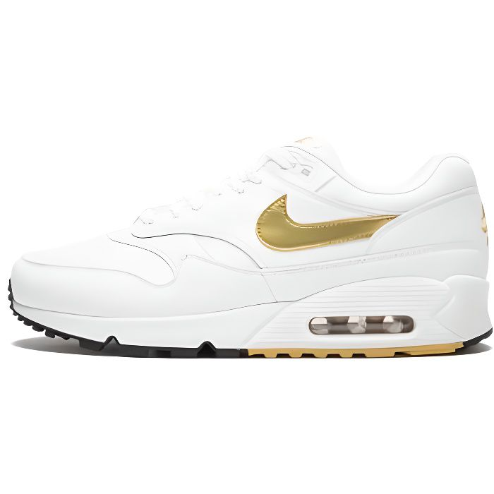 low priced 0cbb5 956d9 Basket homme nike air air max blanc