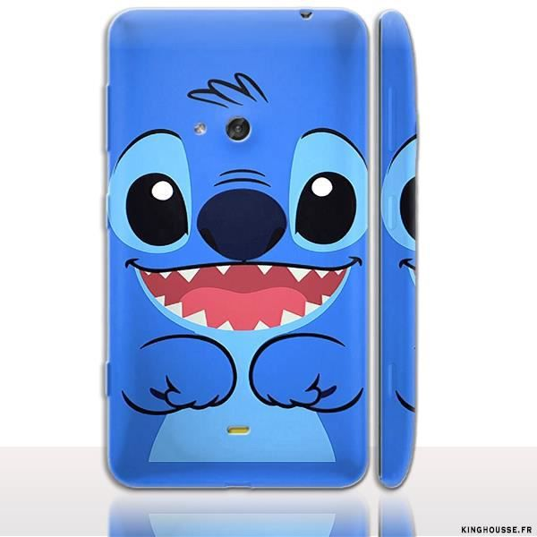 coque telephone nokia lumia 625 stitch achat coque. Black Bedroom Furniture Sets. Home Design Ideas