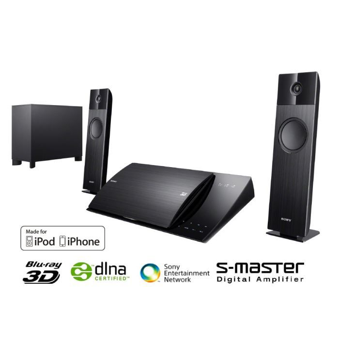 sony bdv nf620 home cinema 2 1 3d ensemble home cin ma. Black Bedroom Furniture Sets. Home Design Ideas