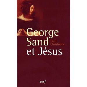 LIVRE RELIGION George Sand et Jésus