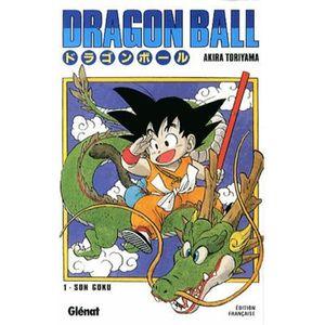 MANGA Dragon Ball (édition originale) Tome 1 - Son Goku