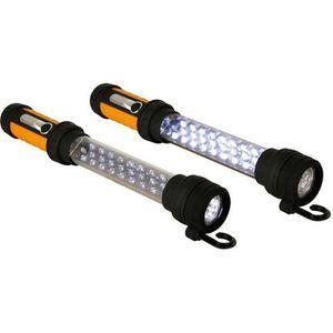 LAMPE DE POCHE LAMPE BALADEUSE SANS FIL 26 + 9 LED RECHARGEABLE
