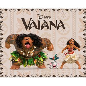 AFFICHE - POSTER Poster film animation Vaiana (Characters) (Dimensi