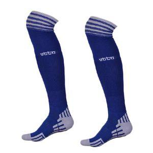 CHAUSSETTES THERMIQUES Bleu Sport Football Sock Basketball