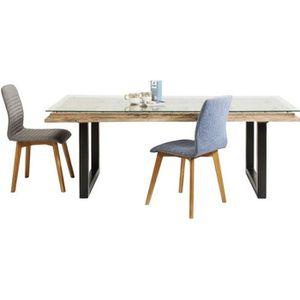 TABLE À MANGER SEULE Table Kalif 200x90cm Kare Design