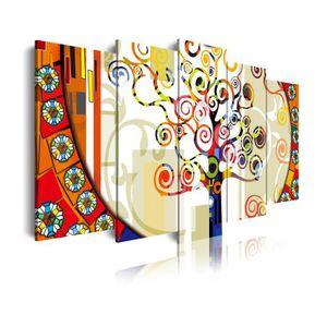 TABLEAU - TOILE Dekoarte 82 - Tableau moderne sur toile monté sur
