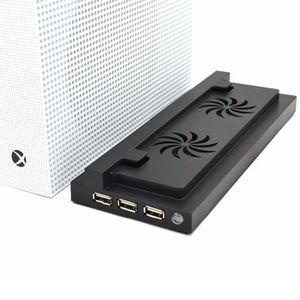 VENTILATEUR CONSOLE Support Refroidissement Ventilateur USB HUB pour X