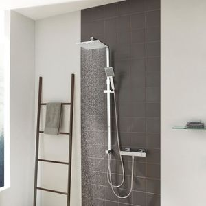 grohe douche encastre achat vente grohe douche. Black Bedroom Furniture Sets. Home Design Ideas