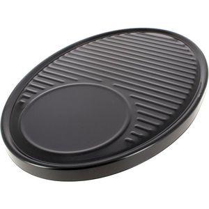 APPAREIL À RACLETTE Plaque gril / crepe pour Raclette Domo - 366539238