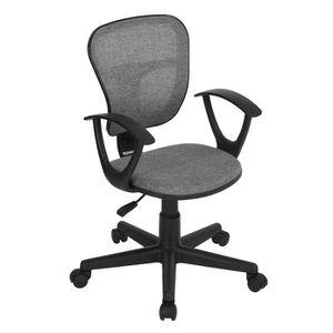 Fauteuil de bureau achat vente fauteuil de bureau pas - Chaise de bureau avec accoudoir ...