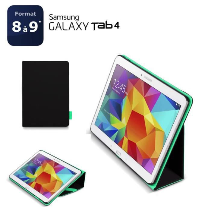 Port Designs Etui Galaxy Tab 4 MalmΠNoir 8 po...