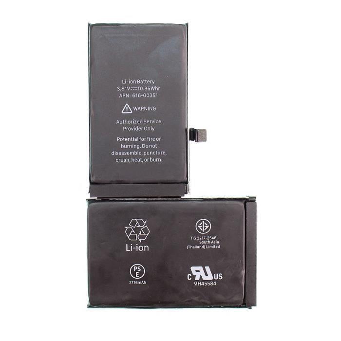 Batterie pour iPhone X