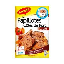 MAGGI Papillottes Barbecue