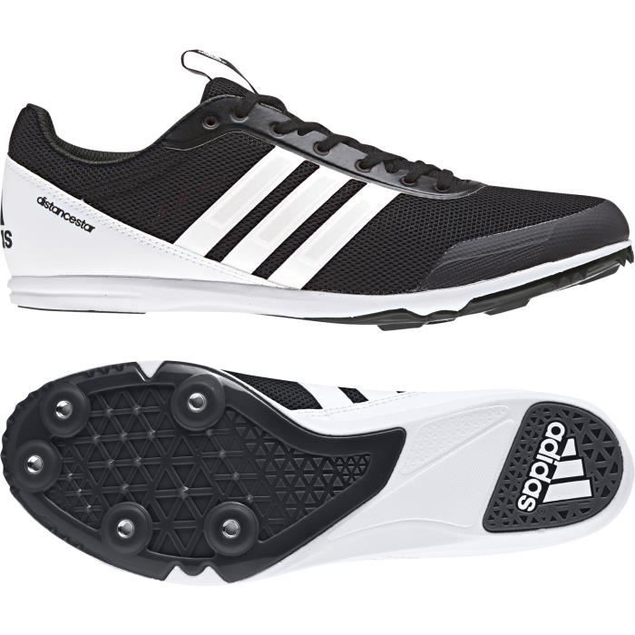 Chaussures d'athlétisme adidas d'athlétisme Distancestar