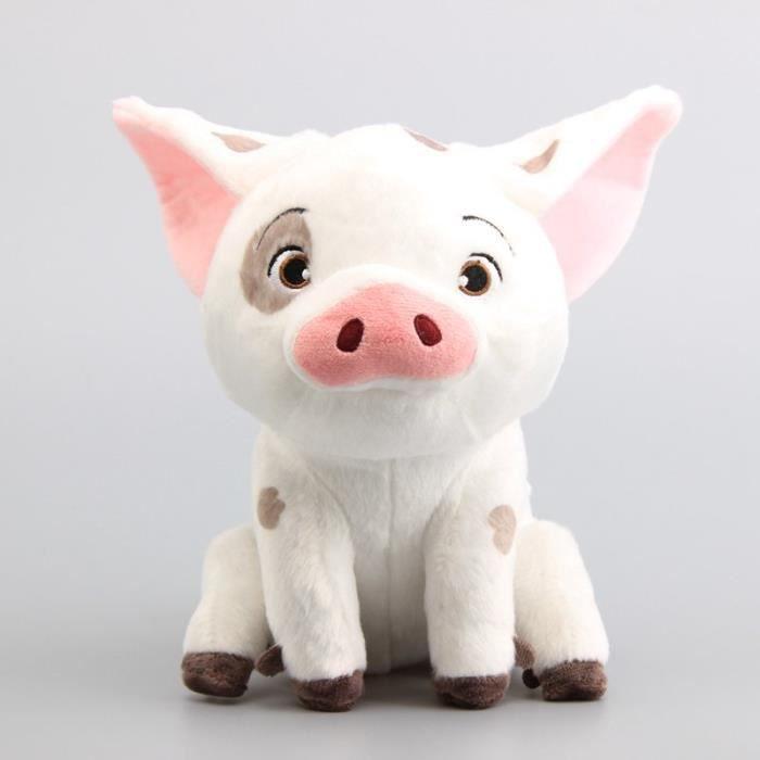 Haute Qualité Film Moana Pet Pua de Porc Mignon de Bande Dessinée En Peluche Jouet Animal En Peluche Poupées 8 -20 CM Enfants Cadeau