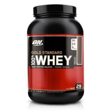 OPTIMUM NUTRITION Pot 100% Whey Gold Standard Chocolat Menthe - 908 gr