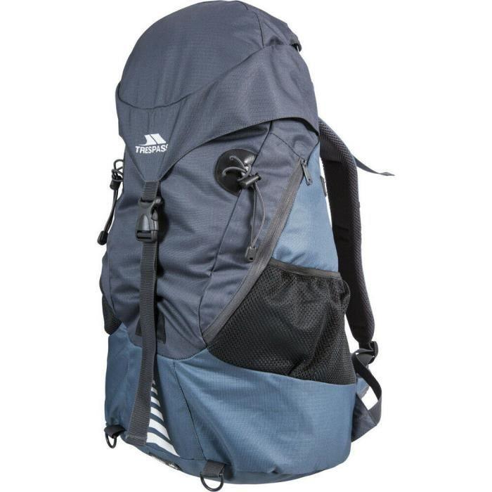 Trespass Inverary - Sac à dos (45 litres) (Bleu marine)