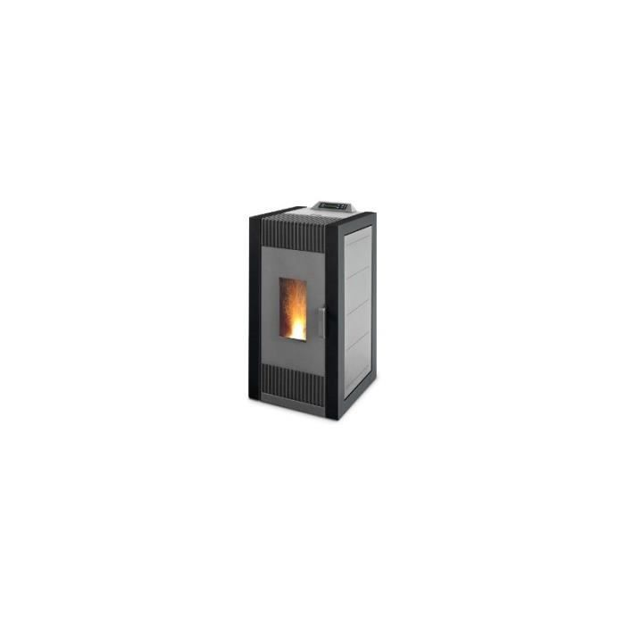 po le granul s canalisable extrastove 14kw achat. Black Bedroom Furniture Sets. Home Design Ideas