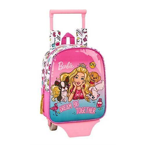 Barbie Celebration officielle sac /à dos Garderie avec chariot safta 220/x 100/x 270/mm
